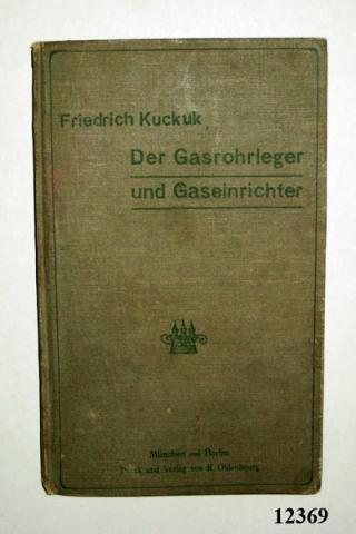 Der Gasrohrleger und Gaseinrichter