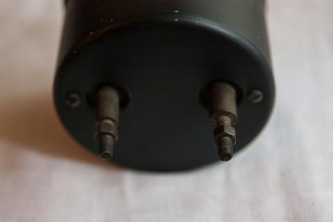 Amperemeter Zeiss Ikon A.G. Anschluss