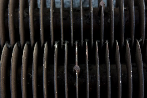 Rippenrohr Segment Detail