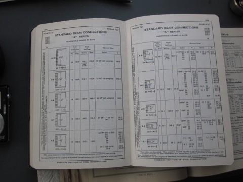 Fachbuch Steel Construction 1948