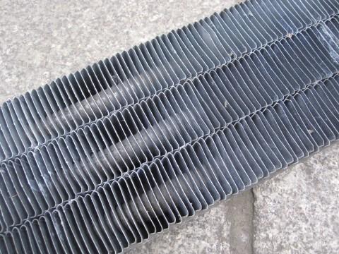 Konvektor verzinkt Bauform