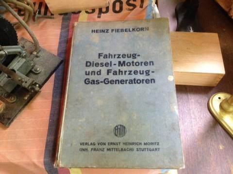 Fahrzeug Diesel Motoren und Fahrzeug Gas Generatoren H.Fiebelkorn