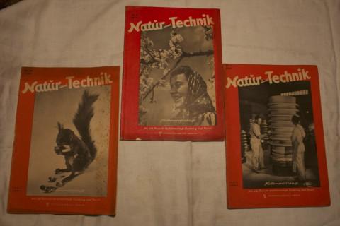 Natur und Technik Jahrgang 1947