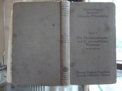 Buch Einband
