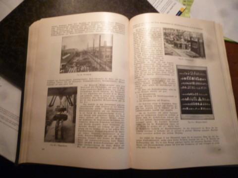 Stahlerzeugung 1929