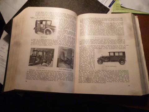 Fahrzeugtechnik 1929