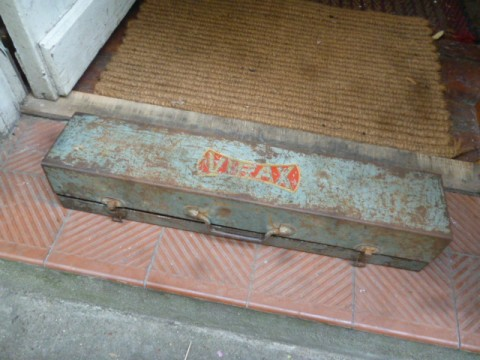 VIRAX Gewindeschneidkluppe Blech Werkzeugkoffer