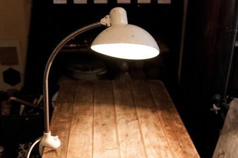 Tischlampe von Kaiser Idell Funktion