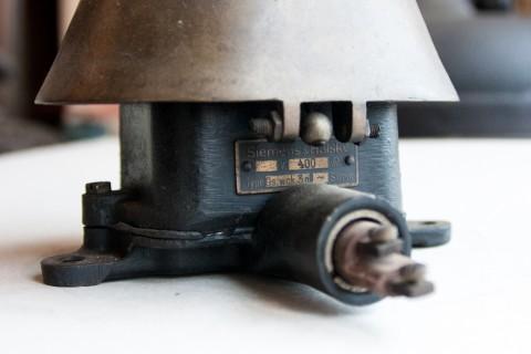 Eletrisches Leutwerk von Siemens & Halske Detail