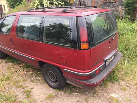 Pontiac Transsport 3,8L 1994 Roadmovie Filmrequisite heckansicht