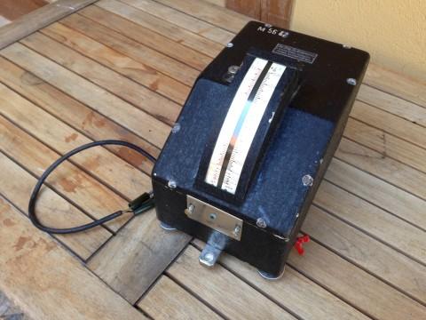 Standmessapparatur Voltmeter Dr.Ing.R.Schroeder Aachen