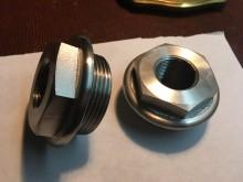 Anschlußstück 11/2 Zoll links auf 3/4 Zoll für Gußradiatoren Detail