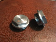 Anschlußstück 11/2 Zoll links blind für Gußradiatoren