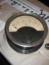 Hartmann&Braun Amperemeter um 1925