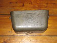 Hochhängender Spülkasten von Original gußeisen gestrahlt Rohling