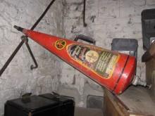 Feuerlöscher Minimax Feuerlöschapparat um 1910