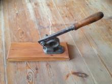 Hebelarm Schneidegerät für Metalldraht Seil und Kabel.