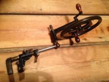 Lorch Handrad für Drehstuhl