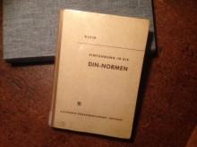 Einführung in die Din - Normen M.Klein