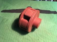 Kupplung für Antriebswelle Stahlguß mit Gummieinlage