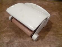 Toilettenrollenhalter massiv weil