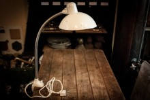 Tischlampe von Kaiser Idell