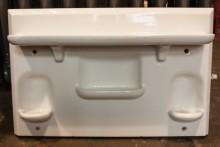 Ablagewandtafel aus Porzellan