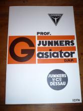 Prof. Junkers - Gasiator