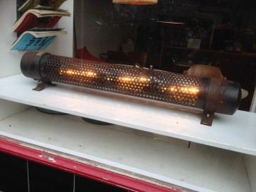 Wiederentdeckt Weiterverwendet - tube illuminé